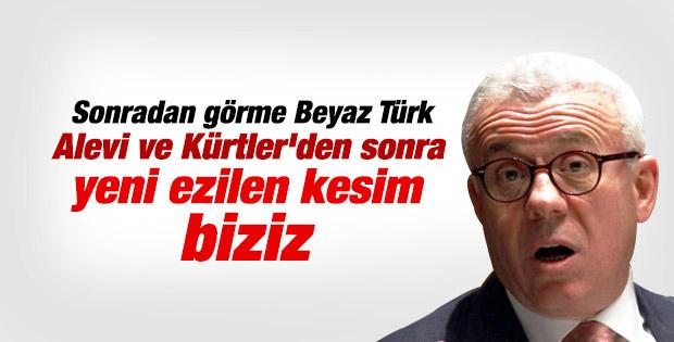 Özkök: Yeni ezilen kesim Beyaz Türkler
