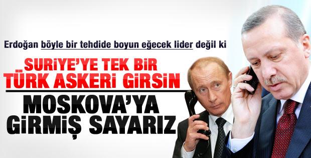 Erdoğan ve Putin'in sert Suriye görüşmesi
