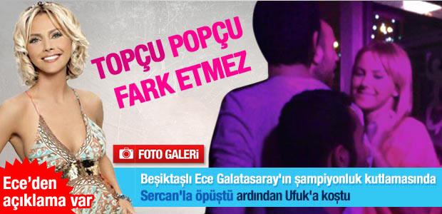 Ece Sercan Yıldırım'la yakınlaştı - Foto Galeri