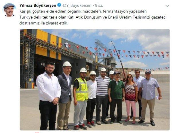 İstanbul, Büyükerşen'in hava attığı Eskişehir'in önünde