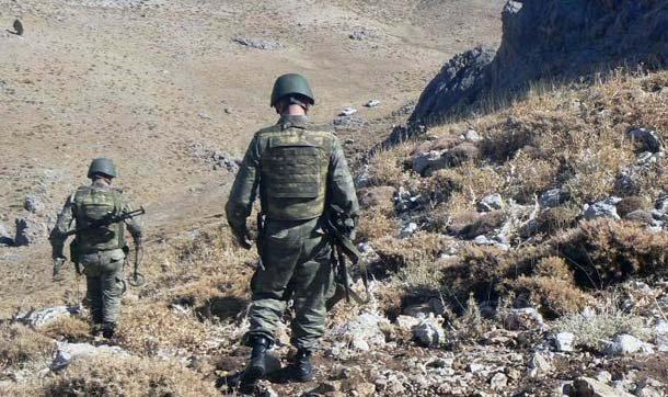 Turuncu ve gri listede aranan 2 terörist öldürüldü