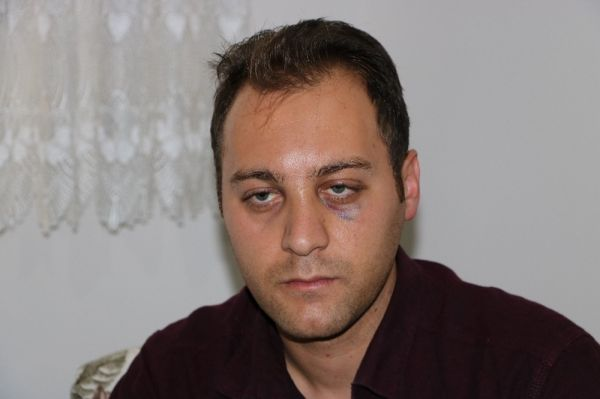 Öğrenci velileri okul müdür vekilini dövdü