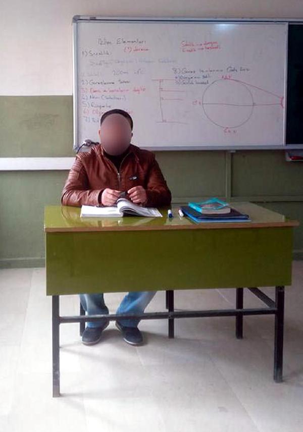 Tacizci öğretmene iyi hal indirimi