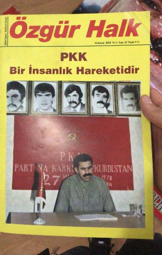 Ağrı'da 24 PKK/KCK üyesi gözaltına alındı