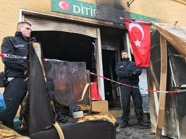 PKK supporters threats Europe