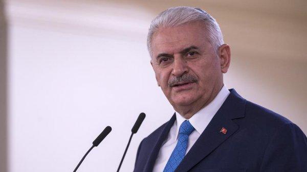 Başbakan Yıldırım'dan 'Kanal İstanbul' açıklaması