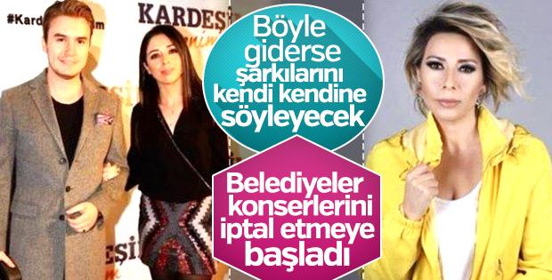 Mustafa Ceceli'nin Konya ve Zonguldak konserleri iptal edildi