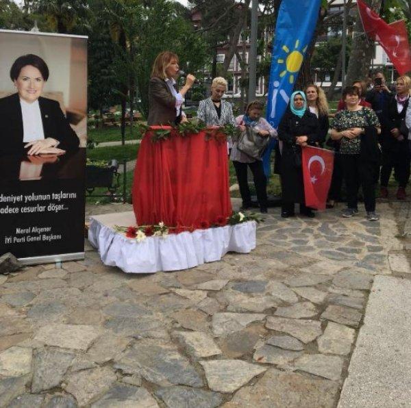 İYİ Parti'nin kurucu üyelerinden Ruhat Mengi istifa etti