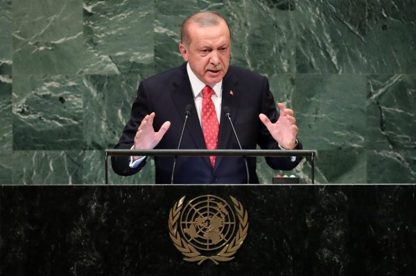 Başkan Erdoğan'ın BM Genel Kurul konuşması