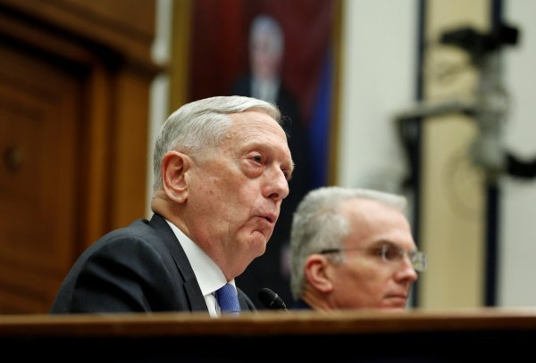Mattis admits: There are some PKK shifting to Afrin