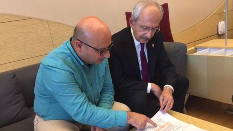 Kılıçdaroğlu'nun eski danışmanı Gürsul için gerekçeli karar