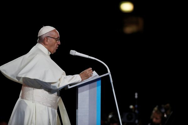 Pope: I cannot fail to acknowledge the grave scandal