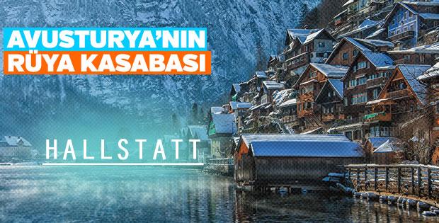 Avusturya'nın dingin kasabası: Hallstatt