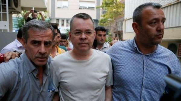 Turkish court releases US pastor Brunson