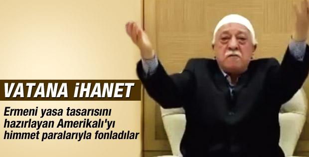 Cemaat'ten Türkiye karşıtı ABD'liye para desteği