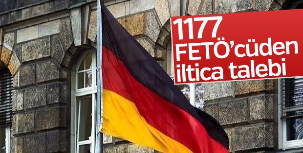 1177 FETÖ'cü, Almanya'ya iltica talebinde bulundu