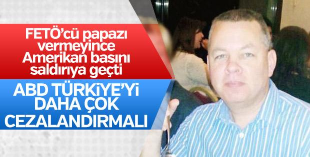 Wall Street Journal: ABD, Türkiye'yi cezalandırmalı