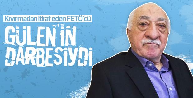 FETÖ'den tutuklu albay darbeyi itiraf etti