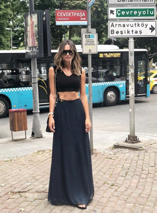 Emina Jahovic zayıfladı