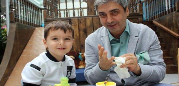 Necati Şaşmaz'ın büyük oğlu Ali Nadir