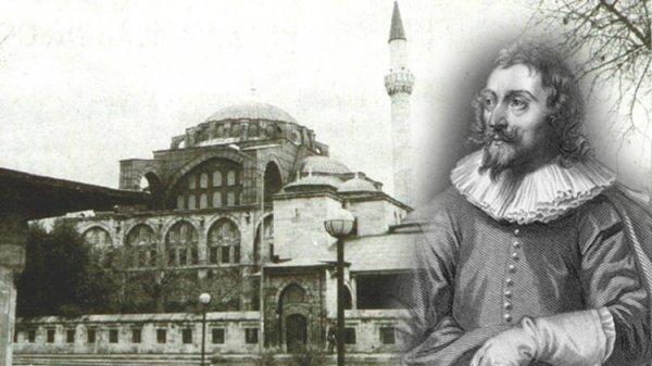 Cervantes Mimar Sinan?ın yaptırdığı camide ameleydi