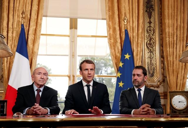 Fransa'da OHAL'in bilançosu açıklandı