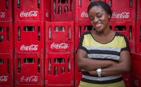 Coca-Cola 2,4 milyon kadının güçlendirilmesini destekledi
