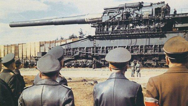II. Dünya Savaşı?nda üretilen akılalmaz araçlar
