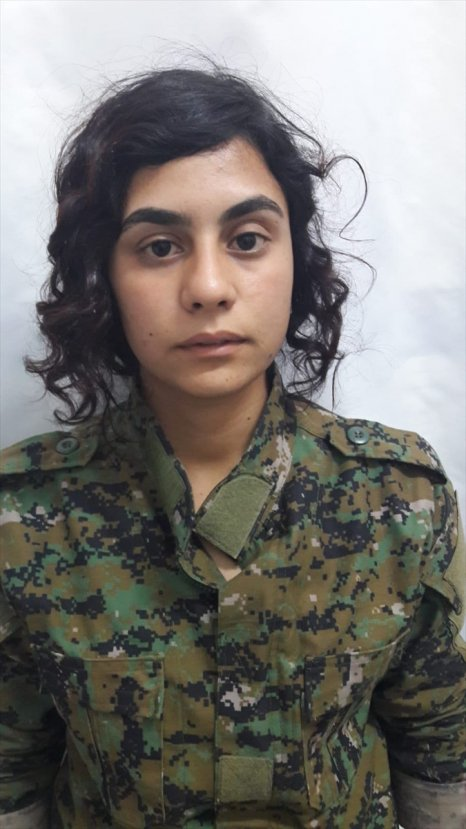 3 PKK'lı terörist teslim oldu