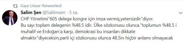 Kemal Kılıçdaroğlu diktatörlüğü