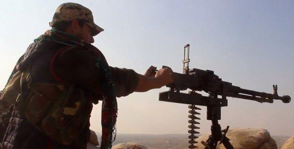 Afrin'de YPG'li teröristlerin korkulu bekleyişi