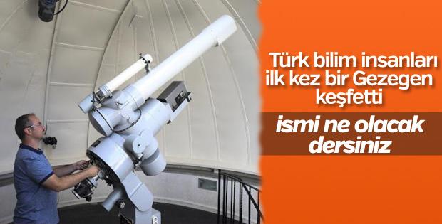 Türk bilim insanlarından bir ilk: Gezegen keşfedildi