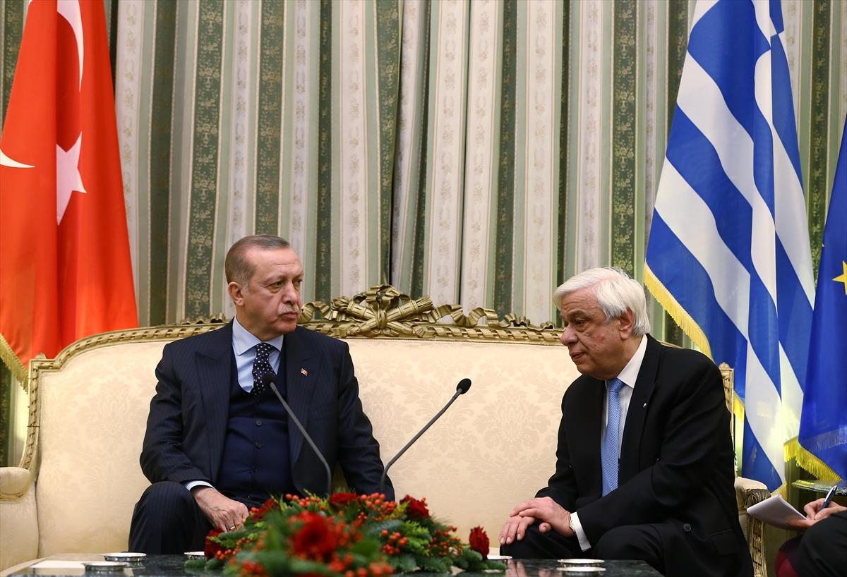 Erdoğan'ın Lozan ayarı Yunanistan'ın gündemine oturdu