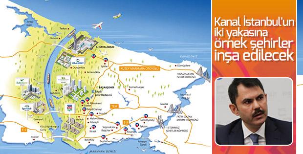 Kanal İstanbul'a yeni düzenleme