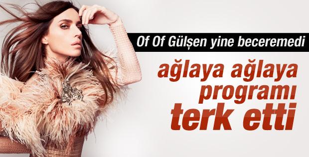 Gülşen X Factor-Türkiye'nin jürisi olamadı
