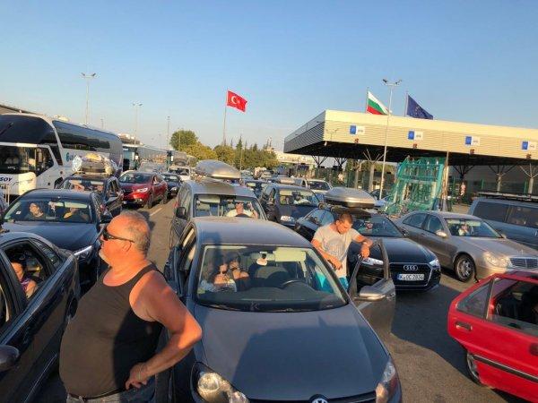 Gurbetçilerin Bulgar sınırı çilesi