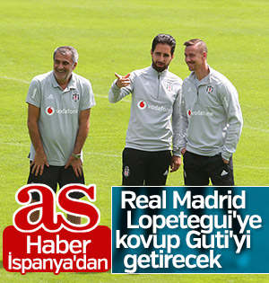 As: Real Madrid Guti'yi istiyor