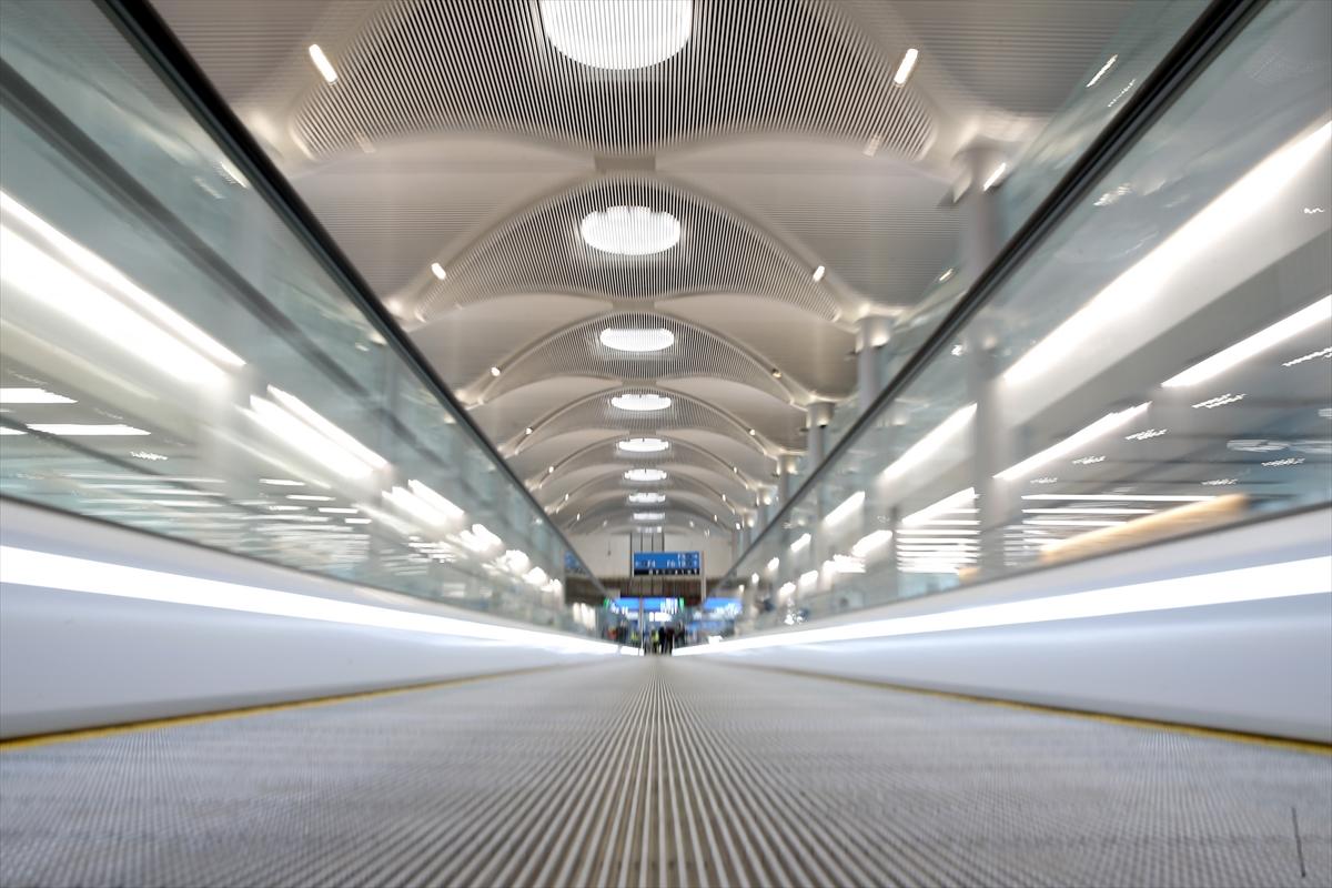 3.havalimanı yüzde 73ü tamamlandı resimler