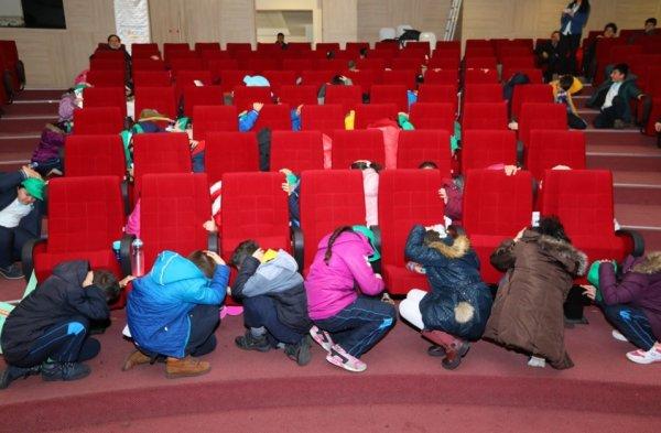 İBB Çocuk Meclisi'nden hayat kurtaran eğitim