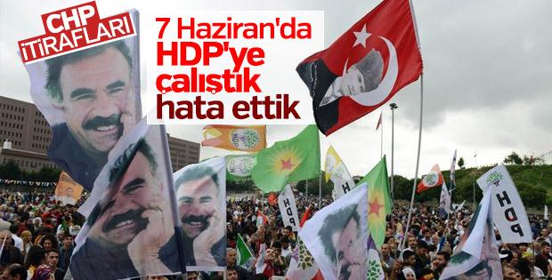 CHP'li Veli Ağbaba'dan HDP itirafı