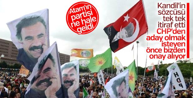 HDP'li Ayhan Bilgen'in CHP ile ittifak itirafı