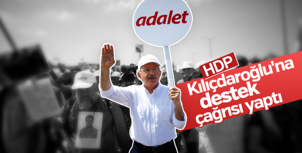 HDK'dan Adalet Yürüyüşü'ne katılın çağrısı