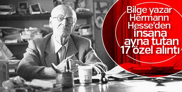 Hermann Hesse'den insana ayna tutan 17 özel alıntı