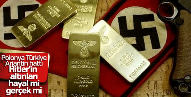 Yüzyılın kayıp hazinesi: Nazi altınları