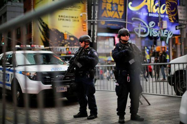 2017'de ABD polisi 987 kişiyi öldürdü