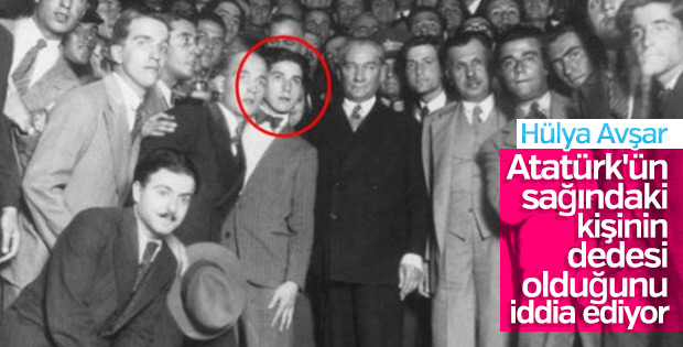 Hülya Avşar: Atatürk dedemin arkadaşıydı