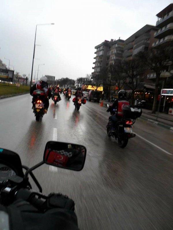 Kilis'te motosiklet sayısı otomobil sayısını ikiye katladı