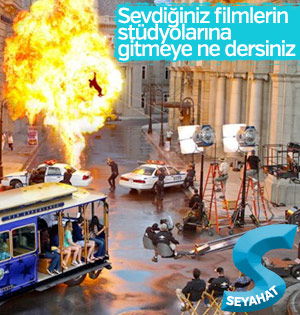 Hollywood film stüdyoları