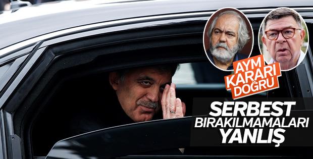 Abdullah Gül: Gazeteciler serbest yargılanmalı