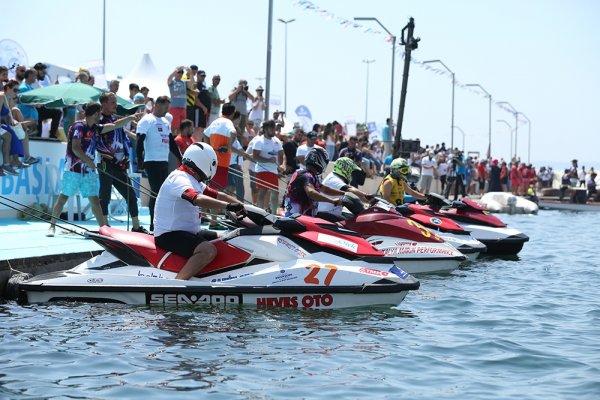 İstanbul Uluslararası Su Sporları Festivali başlıyor